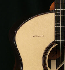 Doerr Guitar: African Blackwood Solace Select