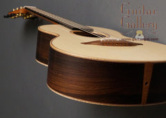 40th anniversary Lowden WL50 guitar tail