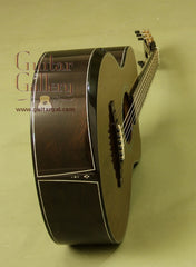 Kevin Ryan Guitar: Used African Blackwood Abbey Parlor Diamante
