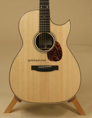 Froggy Bottom Guitar: H12c with Adirondack Top