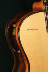 Tom Bills Guitar: Brazilian Rosewood Genesis