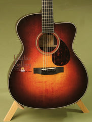 Franklin Guitar Co Guitar: Sunburst Jumbo