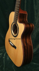 Kathy Wingert Guitar: Used Malaysian Blackwood Concert Muse