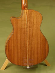 Josh House Guitar: Walnut Baritone
