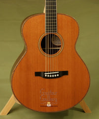 Bourgeois Guitar: Madagascar w Varnish SJ
