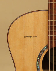 Langejans Guitar: Brazilian Rosewood Custom Small Body BRGCC