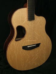McPherson Guitar: Used Brazilian Rosewood MG-3.5