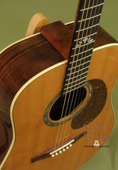 Nickerson Guitar: Used Bearclaw Spruce top D55 Special