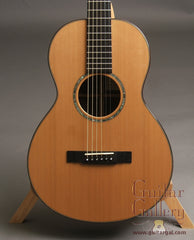 Kevin Ryan Guitar: Used Indian Rosewood Grand Abbey Parlor
