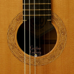 Carruth Guitar: Osage Orange Standard Classical