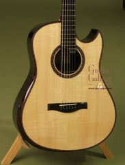 Maingard Guitar: African Blackwood D