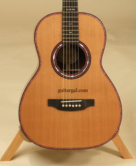 Keller Guitar: Used Indian Rosewood Parlor