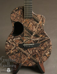 Kevin Michael Travel Guitar (camo)