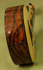 Doerr Guitar: Braziiian Rosewood Solace Select