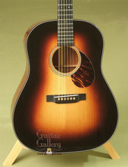 Martin Guitar: 1930 Sunburst D-18GES Custom