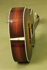 ARK New Era Guitar: Used 1930's Sunburst Euphonon Square Shoulder Style 7