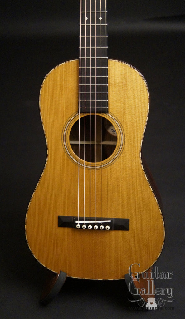 Bourgeois Piccolo Parlor Guitar