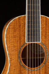 Bourgeois Piccolo Parlor All Mahogany guitar