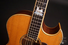 Hewett GC cutaway Guitar at Guitar Gallery