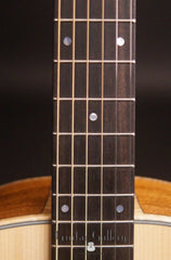 Froggy Bottom R12 guitar fretboard