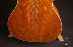 Froggy Bottom R12 guitar sinker mahogany back low