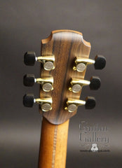 Lowden RT Signature Series guitar headstock back