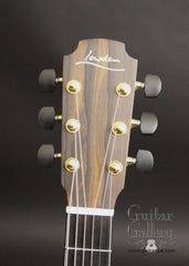 Lowden RT Signature Series guitar headstock
