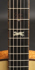used Running Dog guitar fretboard