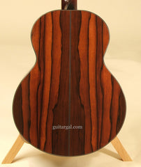 Ryan Nightingale Soloist Madagascar rosewood back