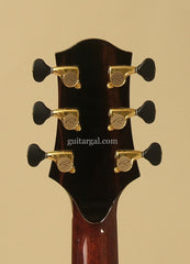 Ryan Nightingale Grand Soloist headstock back