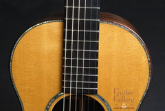 Kevin Ryan Grand Abbey Parlor Guitar