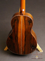 Kevin Ryan Abbey Grand Parlor Brazilian rosewood guitar