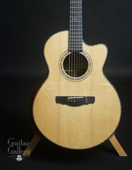 Ryan Nightingale guitar German spruce top
