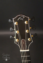 Ryan Nightingale guitar headstock