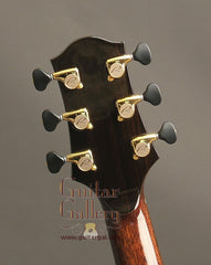 Ryan guitar headstock