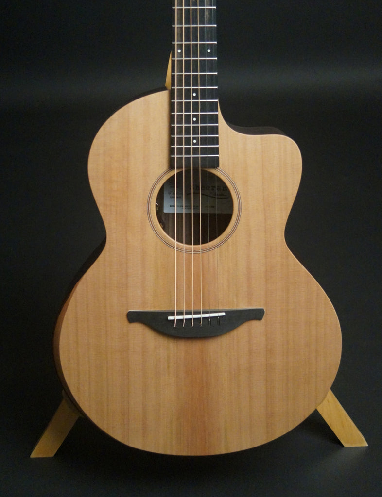 Sheeran S03 guitar with bevel