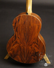 Crazy Cocobolo back on Lowden guitar