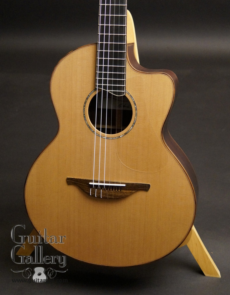 Lowden S35J guitar with Cedar top