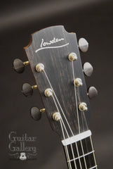 Lowden S-35Mc guitar headstock