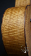 Lowden S-35Mc guitar side closeup
