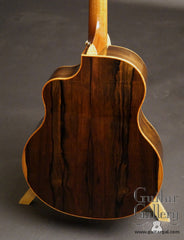 McPherson guitar with Malaysian blackwood back & sides