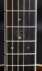 Santa Cruz 000-12 fret guitar fingerboard inlay