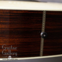 Santa Cruz 000-12 fret guitar end