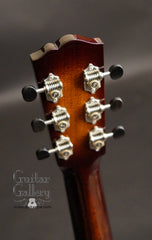 Santa Cruz 1929 000 Guitar back of headstock