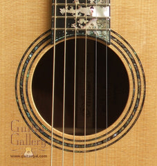 Laurie Williams guitar rosette
