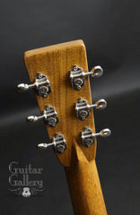 Schoenberg guitar headstock back