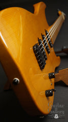 Marchione solid body electric guitar contours