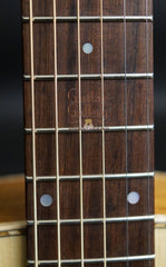 Square Deal guitar Madagascar rosewood fretboard