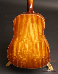 Square Deal guitar back