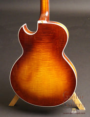 Heritage Sweet 16 archtop back